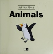 Cover of: Animals (Ask Me About) |