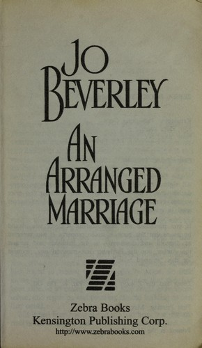 An arranged marriage (1991 edition) | Open Library