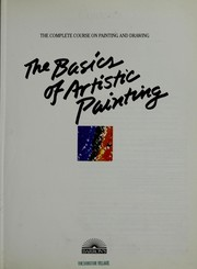 The Basics of artistic painting.