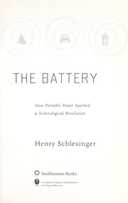 Cover of: The battery | Henry R. Schlesinger
