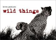 Cover of: Wild Things