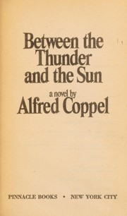 Cover of: Between The Thunder and The Sun