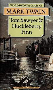 Cover of: Tom Sawyer and Huckleberry Finn | Mark Twain.