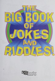 Cover of: The big book of jokes and riddles!