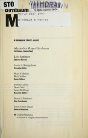 Cover of: Birnbaum