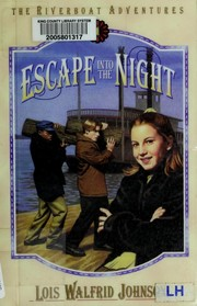 Cover of: Escape into the night