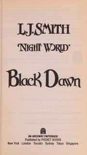 Cover of: Black dawn | L. J. Smith