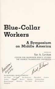 Cover of: Blue-collar workers | Sar A. Levitan