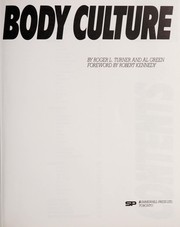 Cover of: Body culture