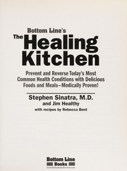 Cover of: Bottom Line's the healing kitchen