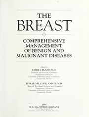 Cover of: The Breast | edited by Kirby I. Bland, Edward M. Copeland III.