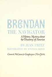 Cover of: Brendan the Navigator : a history mystery about the discovery of America