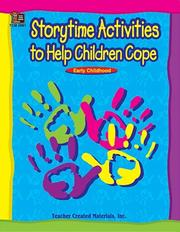 Cover of: Storytime activities to help children cope
