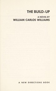 Cover of: The build-up | William Carlos Williams