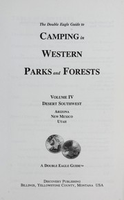 Cover of: The Double eagle guide to camping in western parks and forests