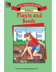 Cover of: Plants and Seeds Easy Reader | CINDY BARDEN