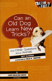 Cover of: Can an old dog learn new tricks?