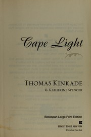 Cover of: Cape Light (Bookspan Large Print Edition) |