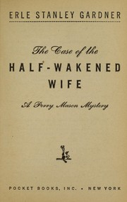 Cover of: The case of the half-wakened wife