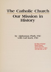 Cover of: The Catholic Church | Alphonsus Pluth