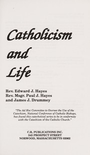 Cover of: Catholicism and life