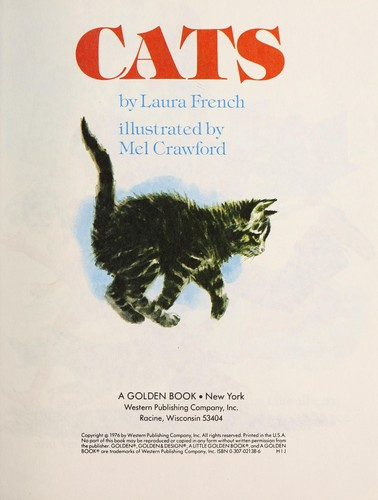 Cats by Laura French, Mel Crawford