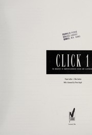 Cover of: Click 1 |