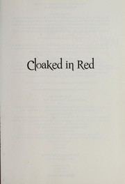Cover of: Cloaked in red | Vivian Vande Velde