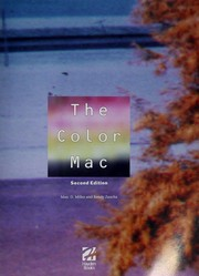 Cover of: The Color Mac | Marc D. Miller
