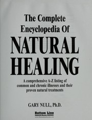 Cover of: The Complete Encyclopedia of Natural Healing |