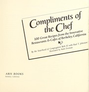 Cover of: Compliments of the Chef