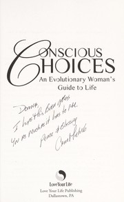Cover of: Conscious choices | Bonnie Kelley
