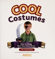 Cover of: Cool costumes | Karen Latchana Kenney