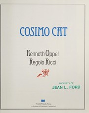 Cover of: Cosimo cat