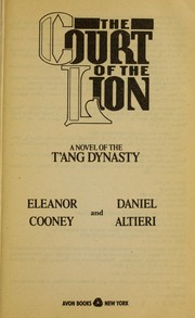 Cover of: The court of the lion