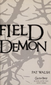 Cover of: The Crowfield demon
