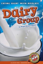 Cover of: Dairy group | Megan Borgert-Spaniol