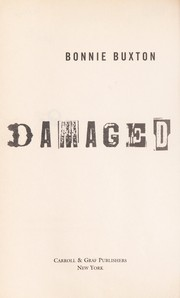 Cover of: Damaged angels | Bonnie Buxton