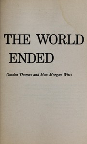 Cover of: The day the world ended
