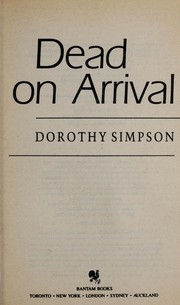 Cover of: Dead on arrival