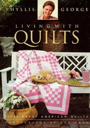 Cover of: Living with quilts