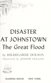 Disaster at Johnstown