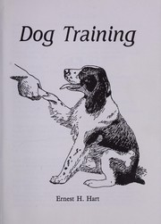 Cover of: Dog Training | T F H Publications
