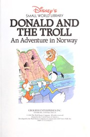 Cover of: Donald and the troll : an adventure in Norway