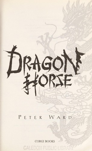 Dragon horse by Ward, Peter