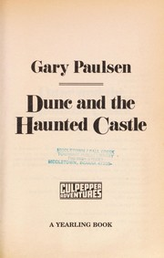 Cover of: Dunc and the Haunted Castle