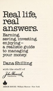 Cover of: Earning, saving, investing, enjoying
