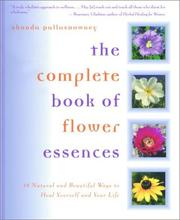 Cover of: The Complete Book of Flower Essences | Rhonda PallasDowney