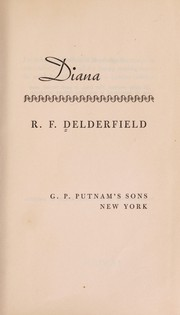 Cover of: Diana | R. F. Delderfield