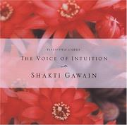 Cover of: The Voice of Intuition Inspirational Cards | Shakti Gawain